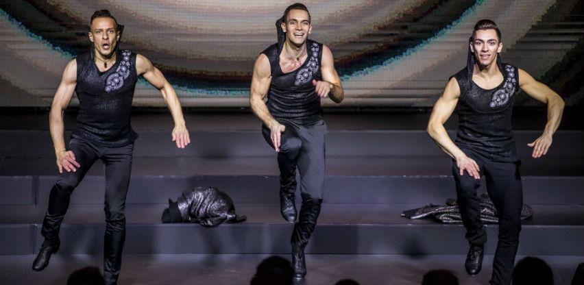 Guinnessovi rekorderi, plesna grupa FRICSKA u Sarajevu 15. aprila