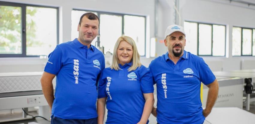 MojSan donira 1000 madraca za potrebe smještaja oboljelih od koronavirusa u BiH