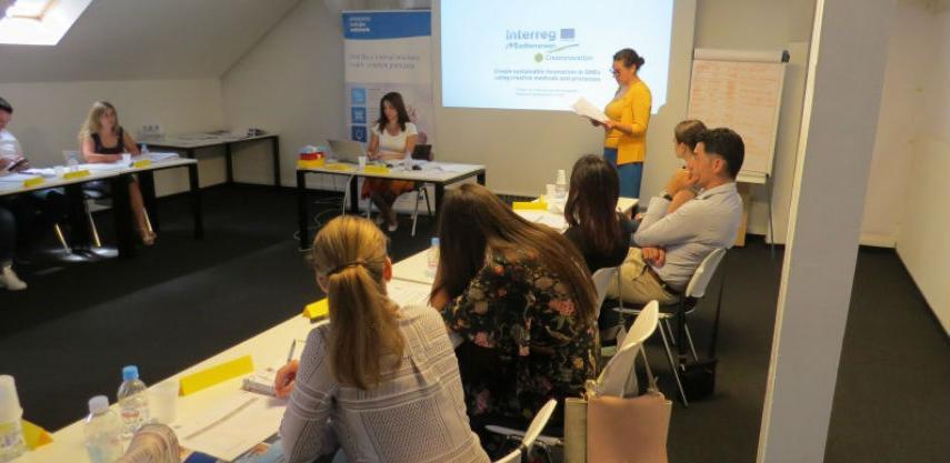 """Predstavljen Javni poziv MSP za učešće na EU projektu """"CreaInnovation"""""""