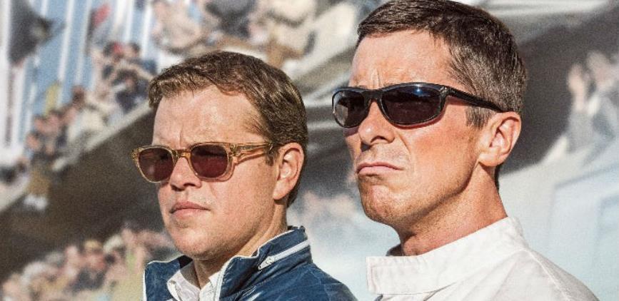"""U Cinema City stiže akcijska biografska drama """"Izazivač: Le Mans '66"""""""