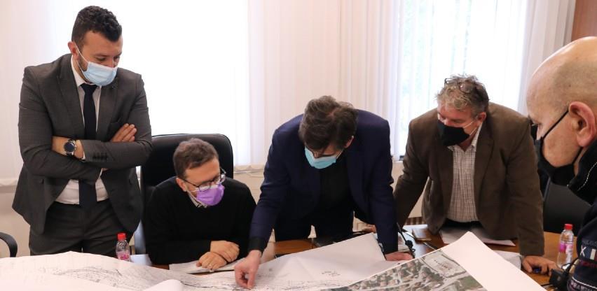 Dogovori za rješavanje pitanja spoja Gradske brze ceste i Prve transverzale