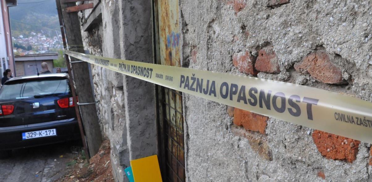 Općina Stari Grad zahtijeva od Grada Sarajeva hitnu sanaciju kasarne Jajce
