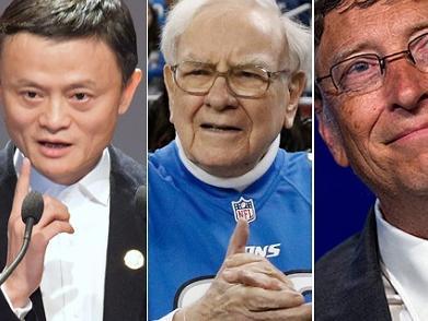 Ko su ljudi koji su u 2014. godini zaradili najviše novca