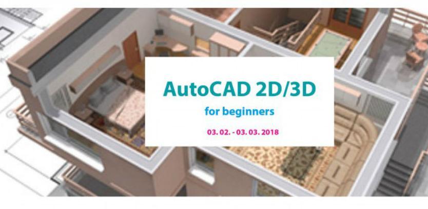 Kurs AutoCad 2D/3D