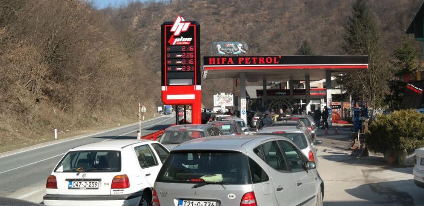Hifa Petrol otvorila novu benzinsku pumpu