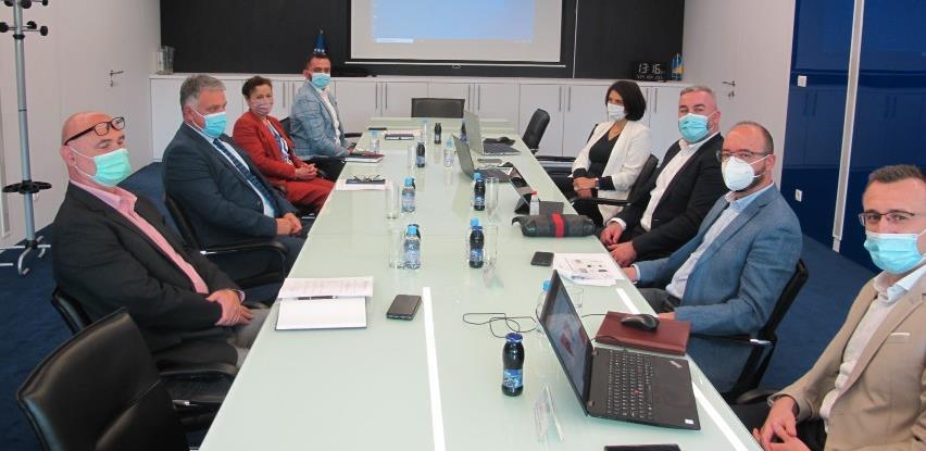 Elektroprivreda BiH i BH Telecom dogovorili razvojne projekte u FBiH