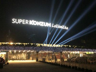 Svečano otvoren Super Konzum Lozionička u Sarajevu
