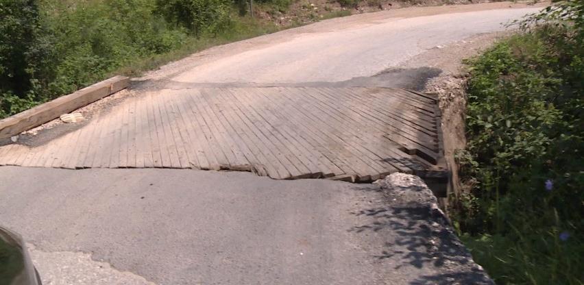Što prije krenuti u rekonstrukciju regionalnog puta prema Čelebićima