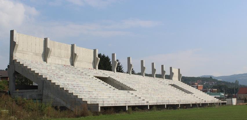 Počeli radovi na II fazi izgradnje Gradskog stadiona u Ilijašu (FOTO)