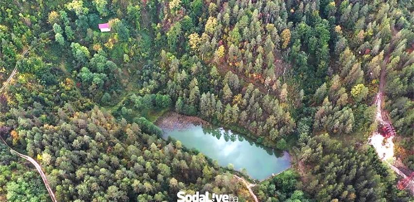 Jezero Vijenac: Napušteno prirodno bogatstvo (Video)