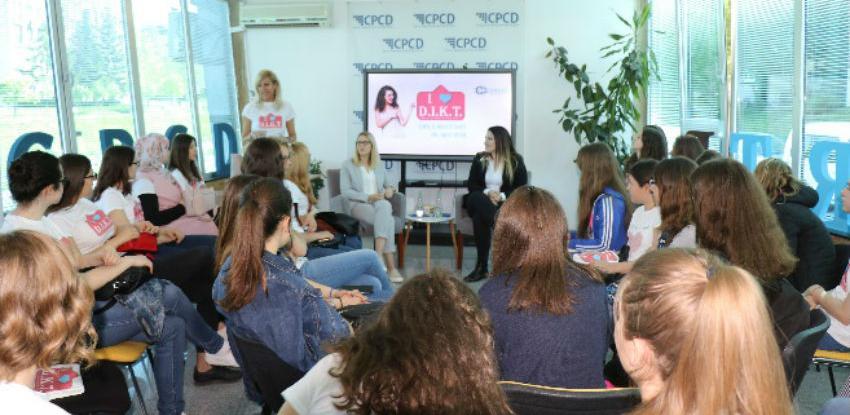 Obilježen Međunarodni Dan djevojaka u IK tehnologijama