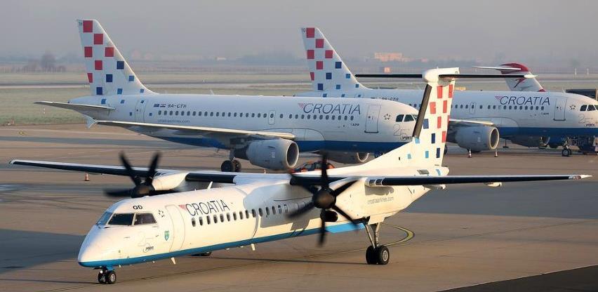 Croatia Airlines, Air Serbia i Montenegro Airlines izgubili 100 milijuna eura