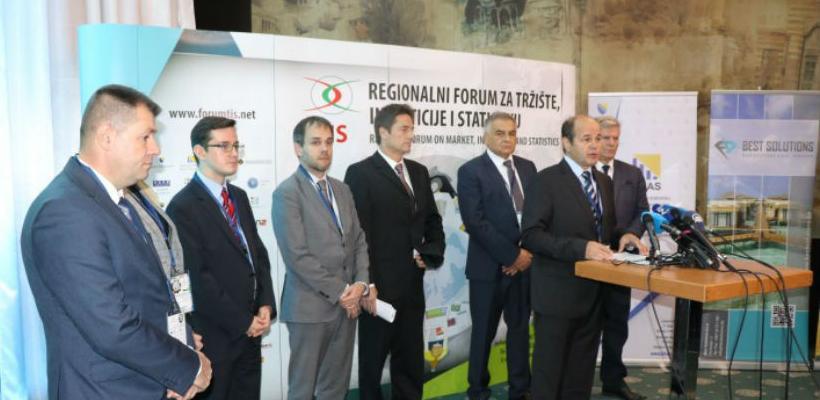 Počeo dvodnevni Regionalni forum za tržište, investicije i statistiku