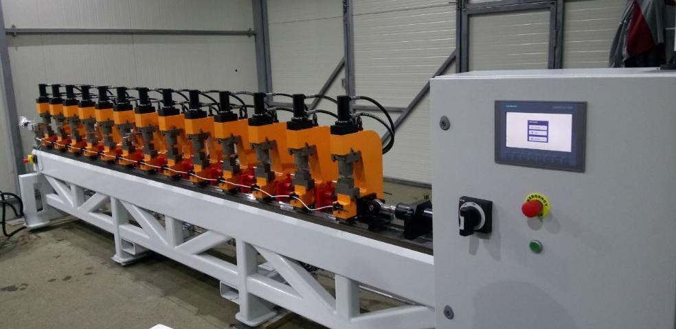 Uspjeh Procasse: Prva PLC hidraulična presa proizvedena u Jelahu ide u Njemačku