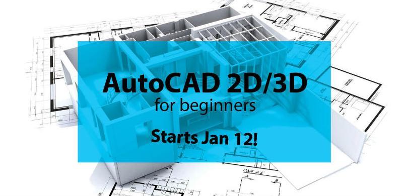 AutoCAD 2D/3D za početnike