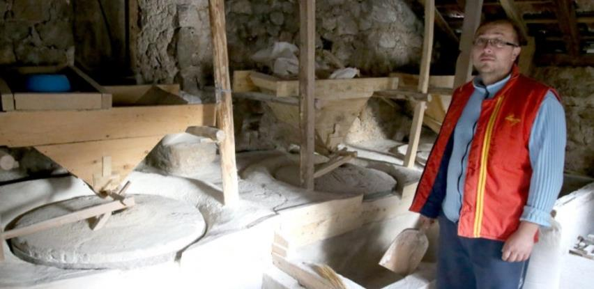 Mlinica stara 200 godina u Trebinju i sada melje žito
