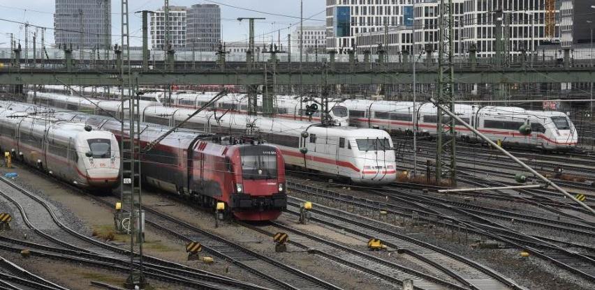 Njemačka predlaže europsku mrežu superbrzih željezničkih linija