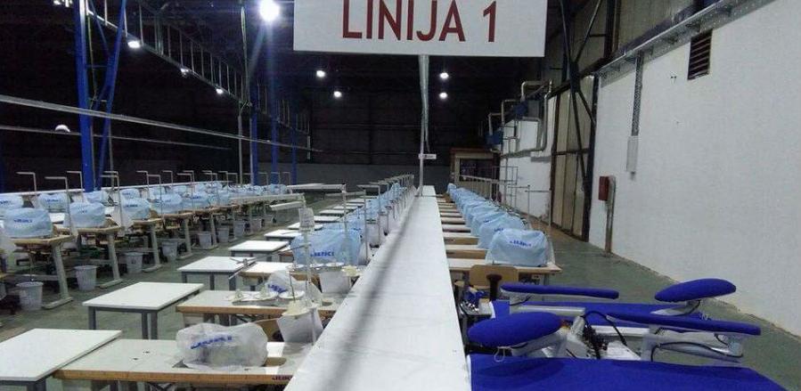 Koteks počinje proizvodnju u Krivajinom pogonu u Zavidovićima