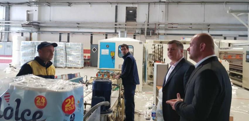 U Mostaru svečano otvaranje obnovljenog Bingo centra - Posao za 200 radnika