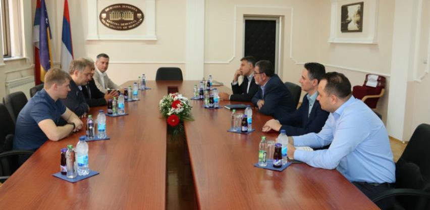 Rusi zainteresirani za investiranje u Derventu