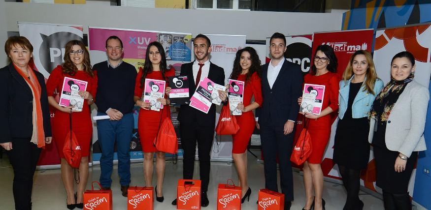 Najbolju strategiju za PR Challenge 2017 osmislila ekipa iz Mostara