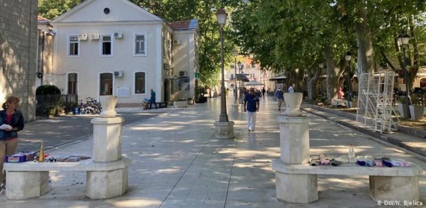 U Trebinju manje kupaca iz Dubrovnika