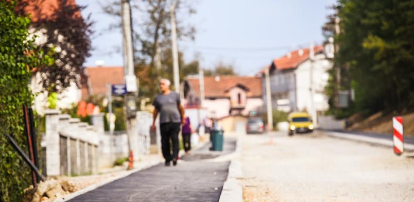 Radovi od 1,1 milion KM: Počelo asfaltiranje puta u Šargovcu