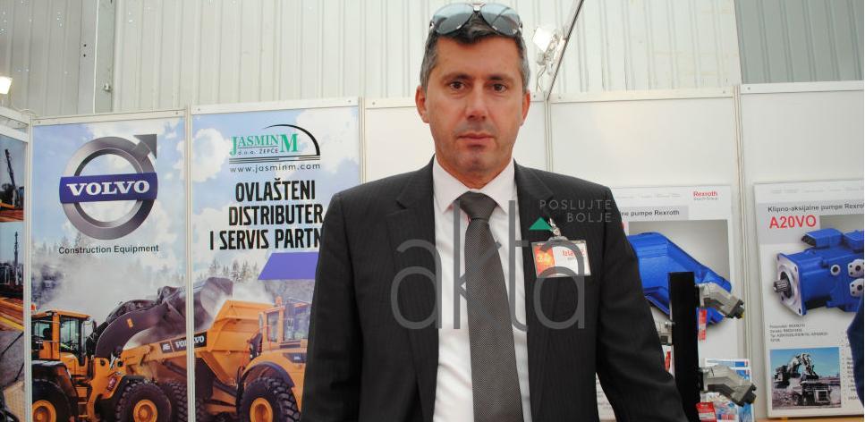 Jasmin M planira proizvodnju prvog bh. šumskog traktora
