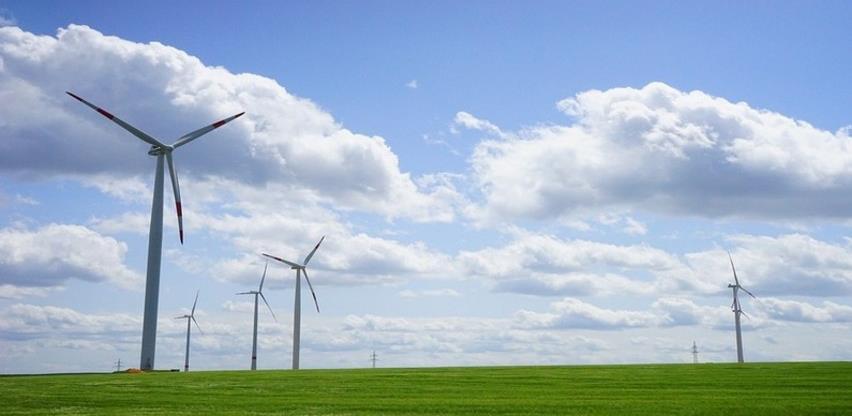 Utvrđen nacrt energetske dozvole za vjetroelektranu Pakline 2 snage 48 MW