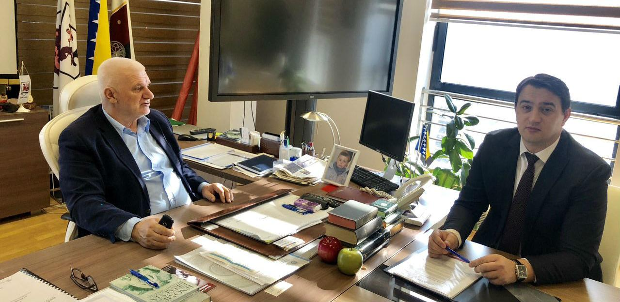Ećo Company planira izgradnju novog izložbeno-prodajnog salona na Ilidži