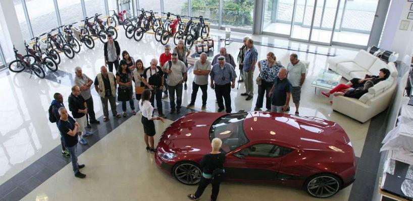 Nastavlja se saradnja PKFBiH i Rimac automobila