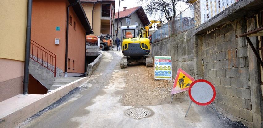 U toku izgradnja separatne kanalizacije u Boljakovom Potoku