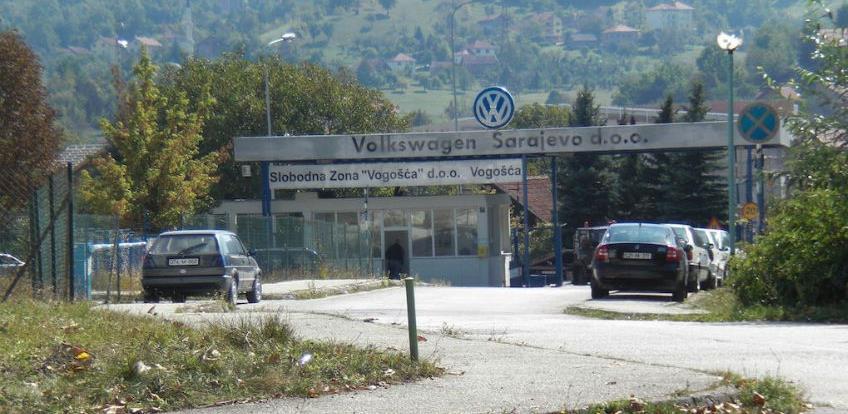 BiH ušla u pregovore s Volkswagenom za gradnju fabrike
