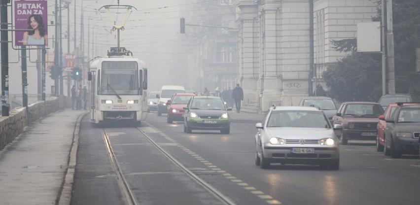Intenzivirane kontrole provođenja mjera za poboljšanje kvaliteta zraka u KS