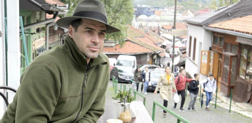 Reshad Strik, glumac koji je Hollywood zamijenio Bosnom