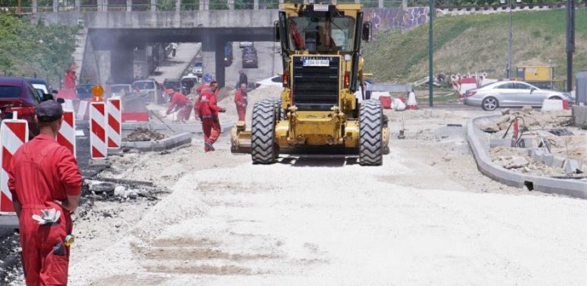 Rok za izgradnju kružnog toka na Pofalićima je kraj maja