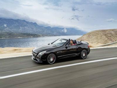 Mercedes SLC - Novo ime, novo lice, novi motori