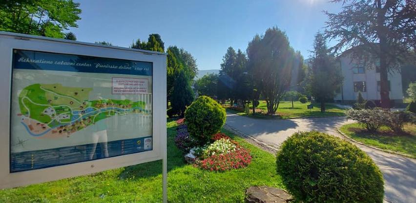 Adrenalin park u Pionirskoj dolini trebao bi biti završen do kraja augusta