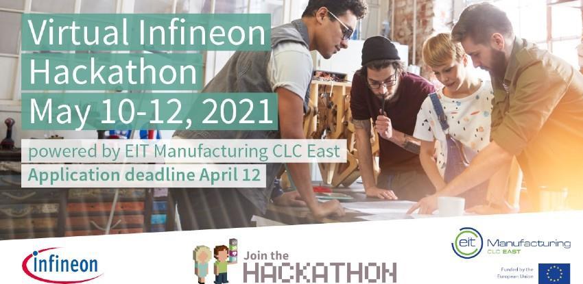 """Otvorene prijave za """"Virtualni Infineon Hackathon"""""""