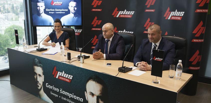 "Nova H Plus premium goriva: Hifa Petrol predstavila ""Goriva šampiona"""