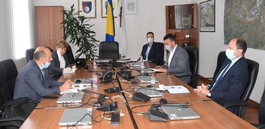 Vlada KS i Poreska uprava FBiH tražen model za izmirenje dugovanja GRAS-a