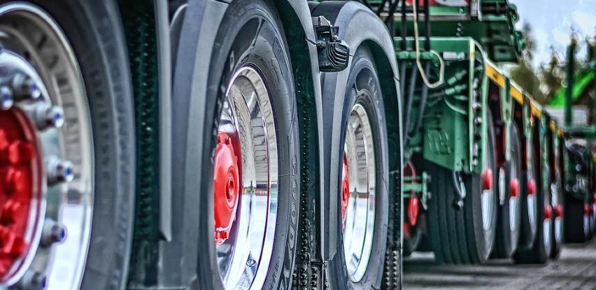 Početkom juna kroz Gradišku i Šamac prošlo po 410 kamiona