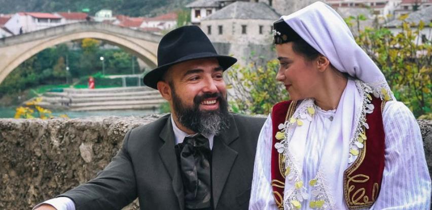 Emina i Aleksa sljedeće nedjelje ponovno šetaju Mostarom