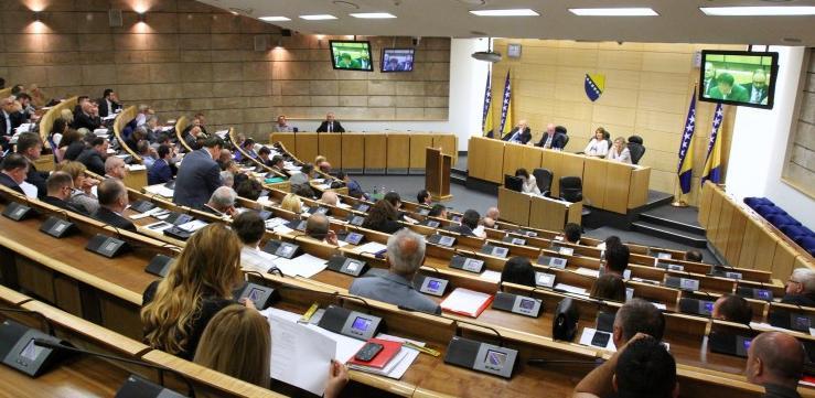 Poslanici usvojili informaciju o energetskoj dozvoli za TE Banovići