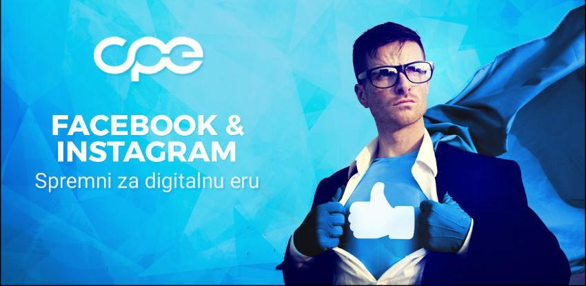 Brzi kurs: Uvod u Facebook & Instagram oglašavanje