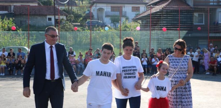 Zajedničkim djelovanjem aktivista i vlasti otvoren rekreacioni kompleks u Tinji