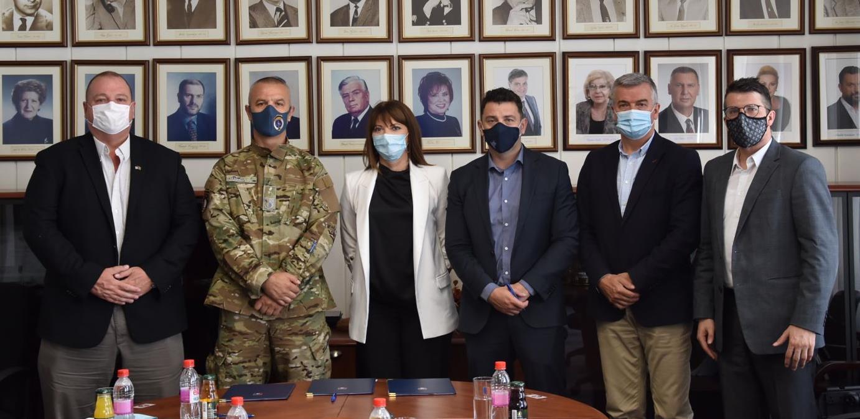 Tri institucije potpisale sporazum za integrisan pristup borbi protiv korupcije u KS