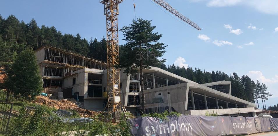Napreduju radovi na izgradnji novog sjedišta kompanije Simphony