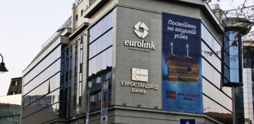 Propala makedonska Eurostandard banka, štediše u panici