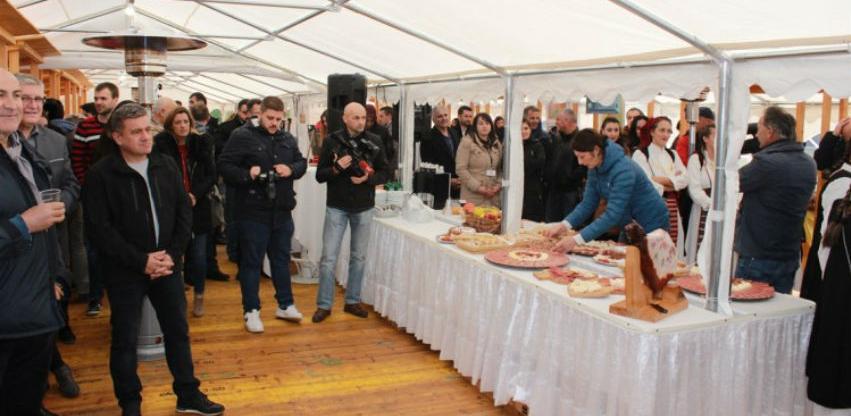 Otvoren Prvi Blidinje gastro festival